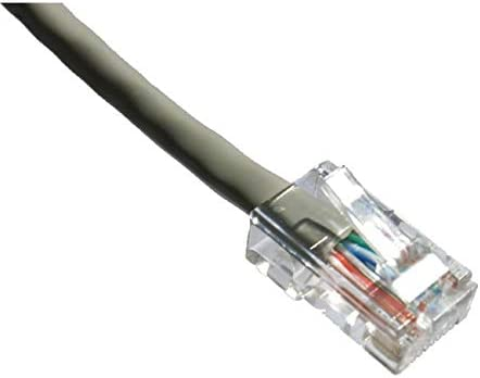 - 30 ft CAT 6 RJ-45 UTP Gray to RJ-45 Stranded M Axiom AXG99927 Patch Cable TAA Compliant M