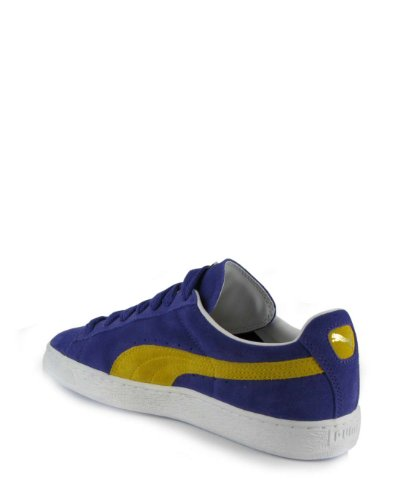 Suede Suede Classic Heliotrope Yellow sp Suede Classic Heliotrope sp Yellow vFZqH7Wnq