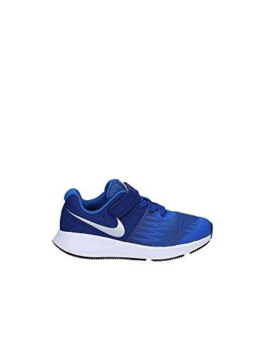 Nike Star Runner (PSV), Zapatillas de Trail Running Para Niños Azul
