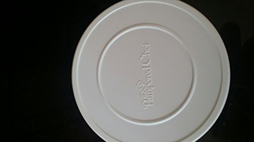 1 X PAMPERED CHEF MANUAL FOOD PROCESSOR LID (Cooks Food Processor Lid)
