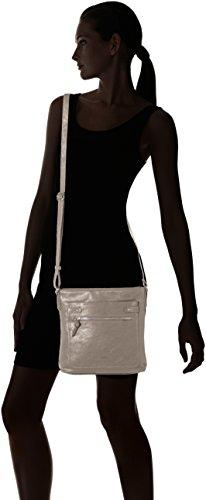 Taupe 21 Grey Mari Bag Body Women's Gabor Cross 8nxYTqU66