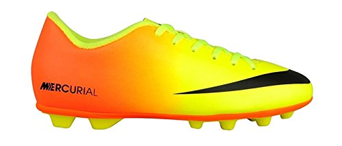 NIKE Kid 708 FG M R US MERCURIAL 5 VORTEX Big 573871 JR 4 7WYZrq7w