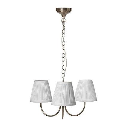 Ikea årstid - Lámpara de techo de 3 brazos: Amazon.es ...