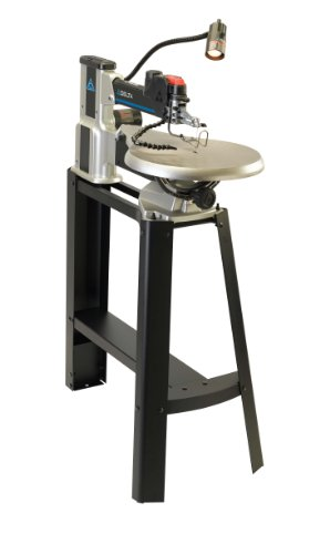 Delta Power Equipment Corporation 40-695-Scroll Saw-20-Inch Variable Speed Scroll Saw (Saw Light Scroll Work)