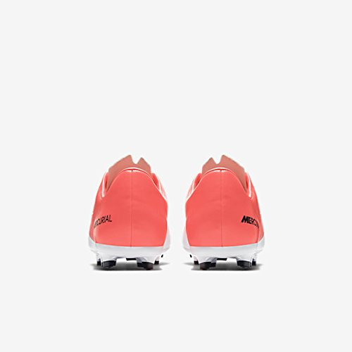 Nike Jr Mercurial Victory Vi Fg, Botas de fútbol Rosa (Racer Pink/White/Black)