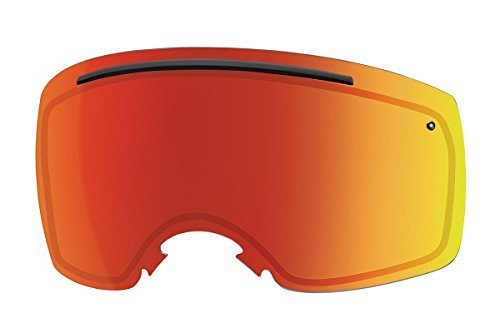 Smith Optics IO7 Men's Replacement Lens Eyewear Accessories - ChromaPop Everyday Red Mirror
