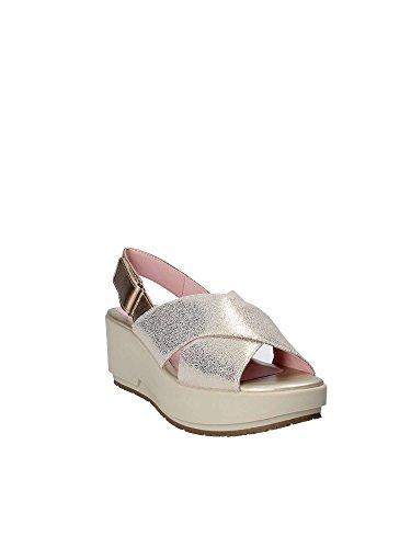 110333 Sandales Compensées Gris Stonefly Femmes dwRqAd4