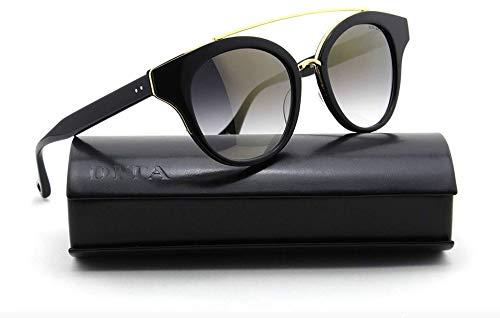 00b42b2a60 Dita Medina Women Sunglasses Shiny 18K Gold Frame 22023-A