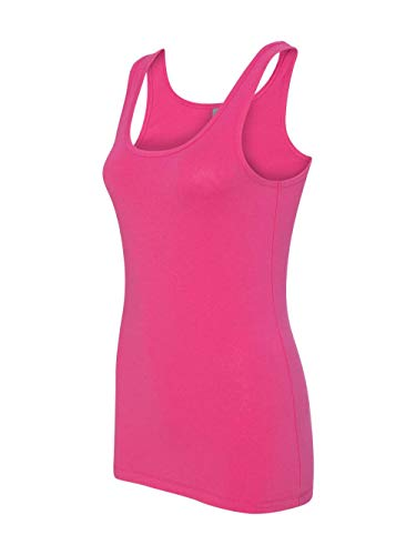 Next Level Ladies' Spandex Jersey Tank L -