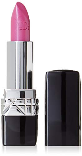 Couture Rose Lipstick (Christian Dior Rouge Dior Couture Colour Voluptuous Care Lipstick for Women, No. 475 Rose Caprice, 0.12 Ounce)