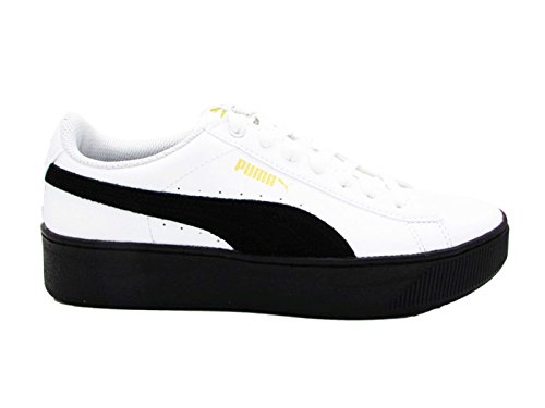 42 Platform Bianco Vikky 04 Sneakers L Puma nero 364893 Bianco WBw48ZWUEq