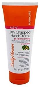 Sally Hansen Dry Chapped Hand Creme 3.4 oz. Tube
