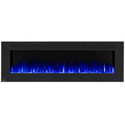 Napoleon NEFL72FH Allure Linear Wall Mount Electric Fireplace, 72