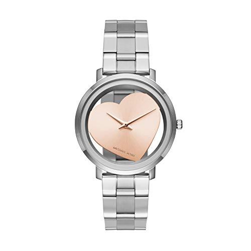 Michael Kors Jaryn Two Hand Heart Watch