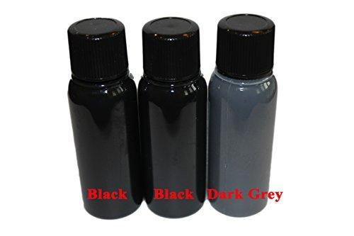 Restoring Black Leather Bag - 3