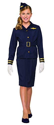 Forum Novelties CC80267 Stewardess Costume, Large -