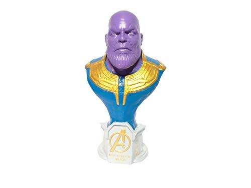 Miniatura Colecionável - Busto Thanos