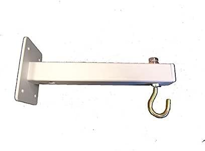 KIMEX 040-1001 Kit de 2 Soportes para Pantalla de proyección ...