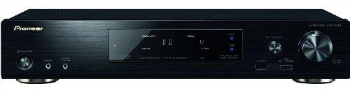 Pioneer VSX-S510-K Slim Netzwerk-Mehrkanal Receiver (Airplay, DLNA 1.5, HTC Connect, vTuner Internetradio, Steuerung via App) schwarz