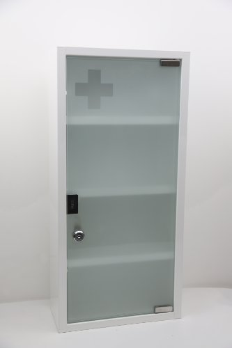 Wincere Stainless Steel Wall Mount Medicine Cabinet S1217-B