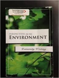 Perspectives on the Environment (BYU Custom 2011 printing)