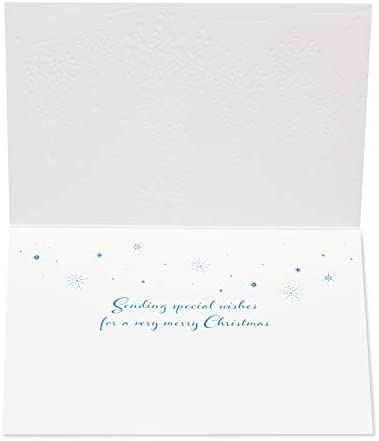 Mini-B/äume Papyrus Weihnachtskarten