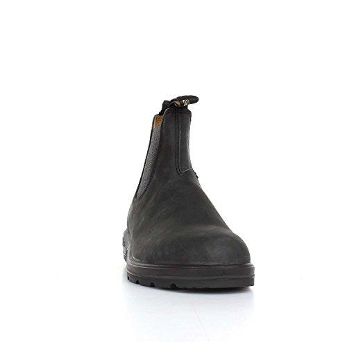Blundstone Mens 587 Stivali Di Pelle Nera 11.5 Us