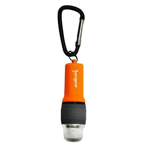 Key Gear Waterproof Light Orange UST Brands 50-KEY0110-08