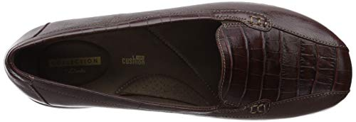 B Us Clarks Women's Slip Sixty Bayou 6 Brown 5 On m qqaR0zrx