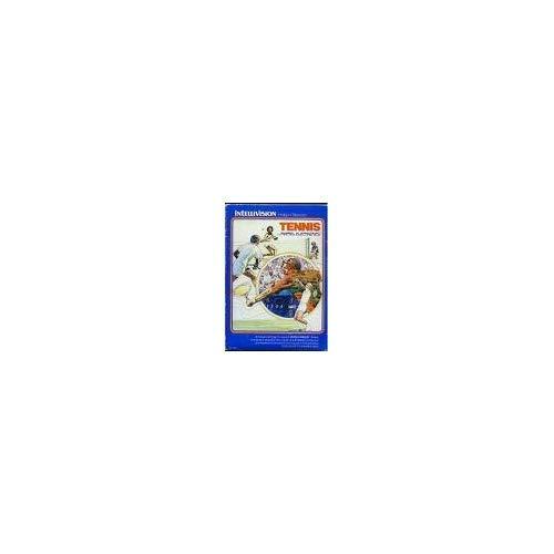 Intellivision Tennis Video Game