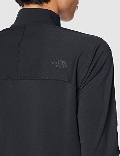 [ザノースフェイス] シャツ ロングスリーブフラッシュドライライトジップアップ メンズ