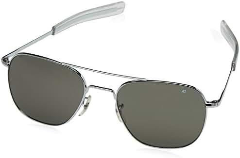 AO Eyeware Original Pilot Eyewear 57mm Frame with Bayonet Temples