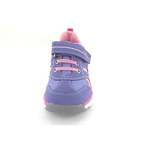 Schnürschuh Blau Superfit Kinder 94 LUMIS 00414 Unisex 0 0gw0PqY