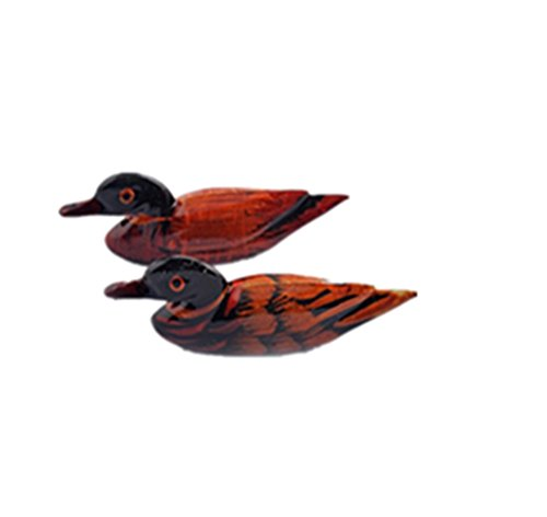 Price comparison product image Pair Mandarin Ducks Feng Shui Love & Fidelity / resin by fengshuisale