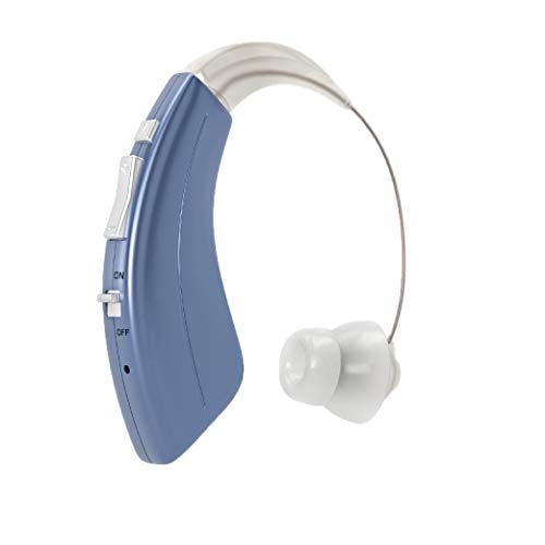 Britzgo Digital Hearing Amplifier (Rechargeable) BHA-1222/ Varta Battery/ 5th Generation Digital Chip - USA/FDA Approved/Personal Sound Device