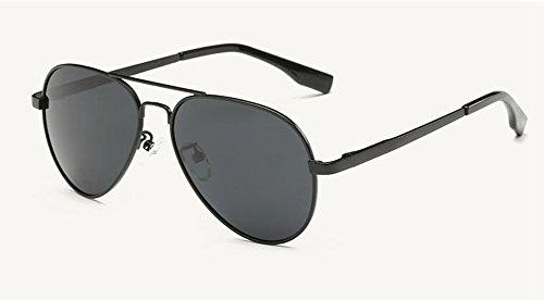 polarisées métallique de vintage Grise lunettes rond soleil Lennon Pièce cercle en style du inspirées retro PaHExqwHd