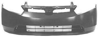 352-20559-10-CA HO1000239 04711SNEA90ZZ Primed Plastic 4dr Front Bumper Cover CAPA Certified Part CarPartsDepot