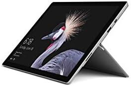 Microsoft Surface Pro 4 Tablet, i5-6300U, 128 GB, Windows 10 Pro, Silver (Renewed)