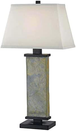 Kenroy Home Rustic Table Lamp ,29 Inch Height