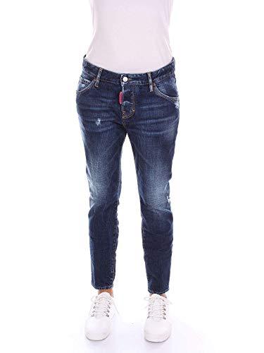 Dsquared2 Scuro Jeans Donna S72lb0102stn757 S72lb0102stn757 Dsquared2 8wPqBr8