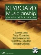 Keyboard Musicianship,Bk.Two W/Cd