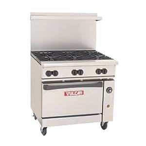 Vulcan Kitchen Appliances