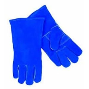 PART NO. SDE02509 Steiner 02509, Economy Welding Gloves - Cotton Lined, Polyester Sewn, Size Large (Gloves Welding Economy)