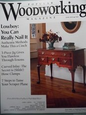 - Popular Woodworking Lowboy: You Can really Nail It