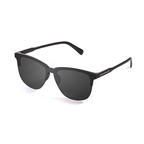Paloalto Sunglasses P40004.12 Lunette de Soleil Mixte Adulte, Noir