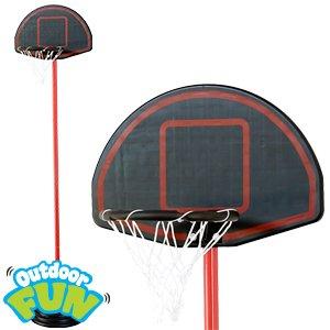 194 cm Slamdunk Portable Soporte para canasta de baloncesto balón ...