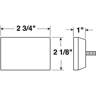 Peterson Manufacturing 11415A Replacement Lens: Automotive
