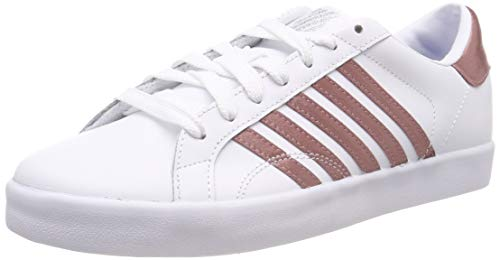 So Belmont Low Old 121 White White K Sneakers Rose Women's Top Swiss qOFZt