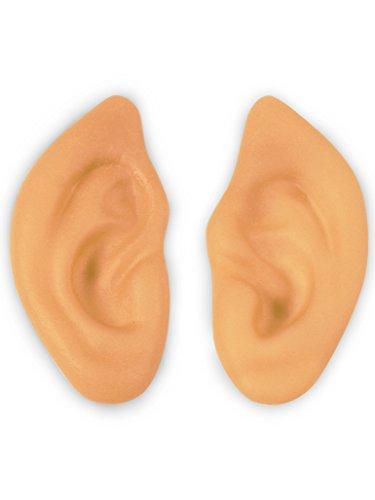 [Pointed Ears - White Flesh] (Elf Ears For Sale)