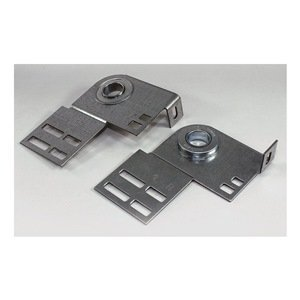 End Plate - Bearing End Plate, 12 Ga, 3-3/8 In, PR
